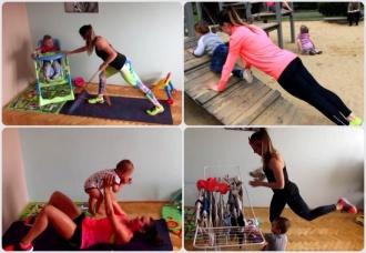 kā saglabāt sportisko formu