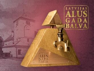 Latvijas alus gada balva