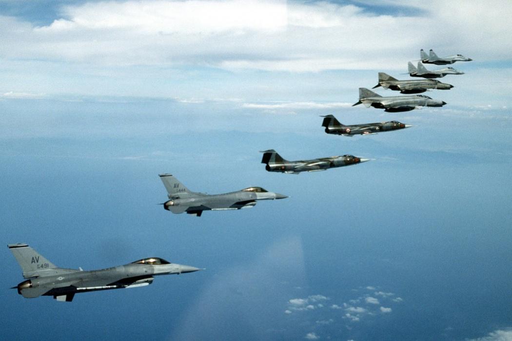NATO lidmašīnas