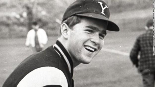ASV bijušais prezidents Džordžs Bušs