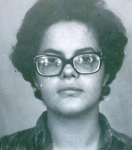 Brazīlijas prezidente Dilma Rusefa.