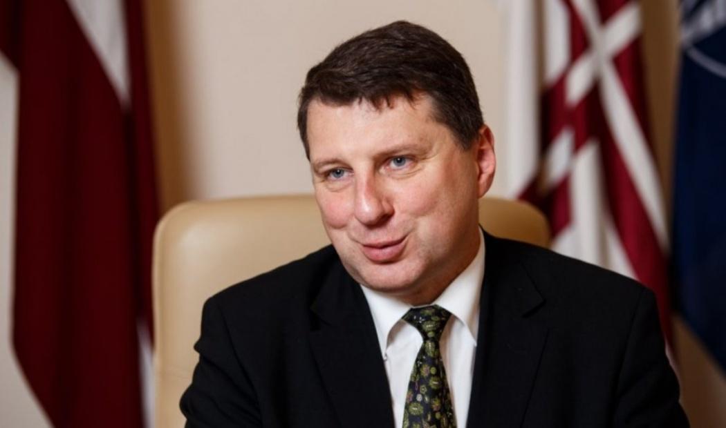 prezidents Raimonds Vējonis