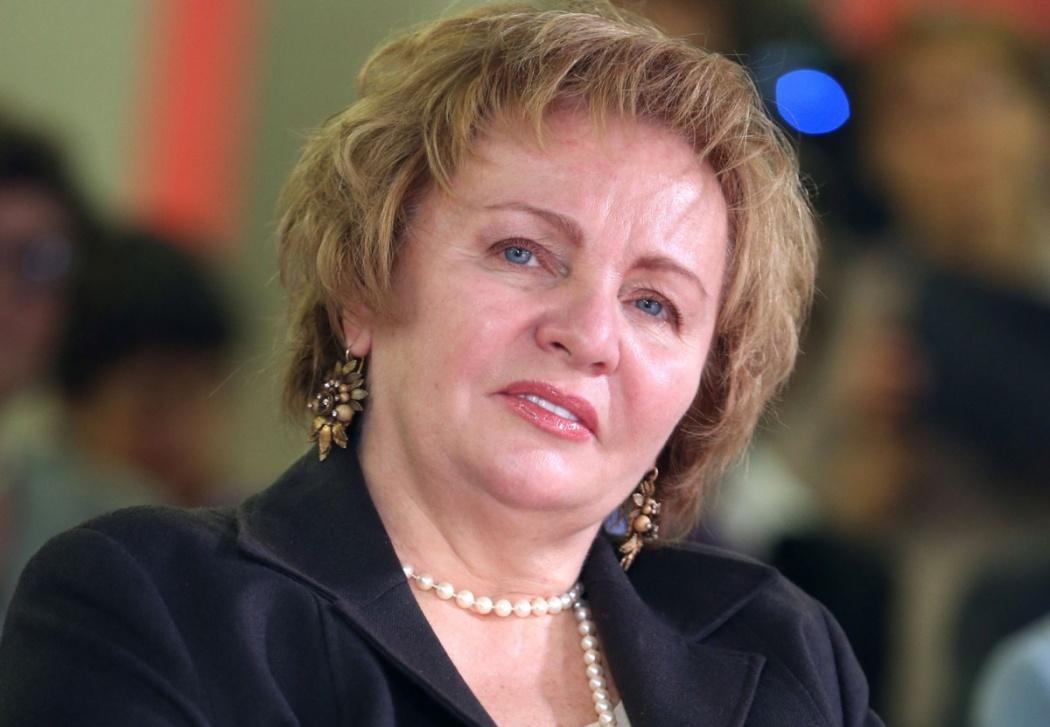 Putina bijusī sieva Ludmila