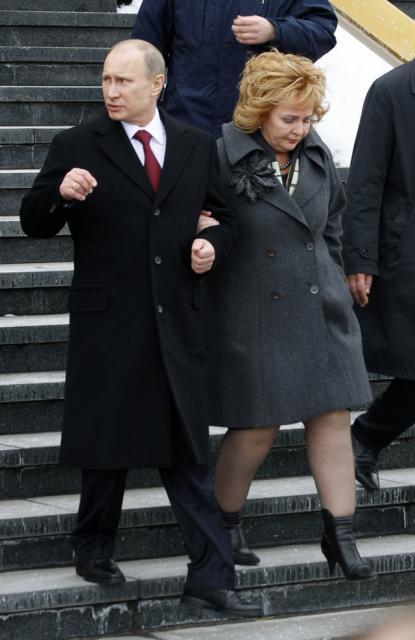 Putina bijusī sieva