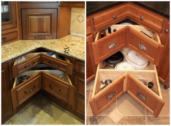 Virtuves skapīši