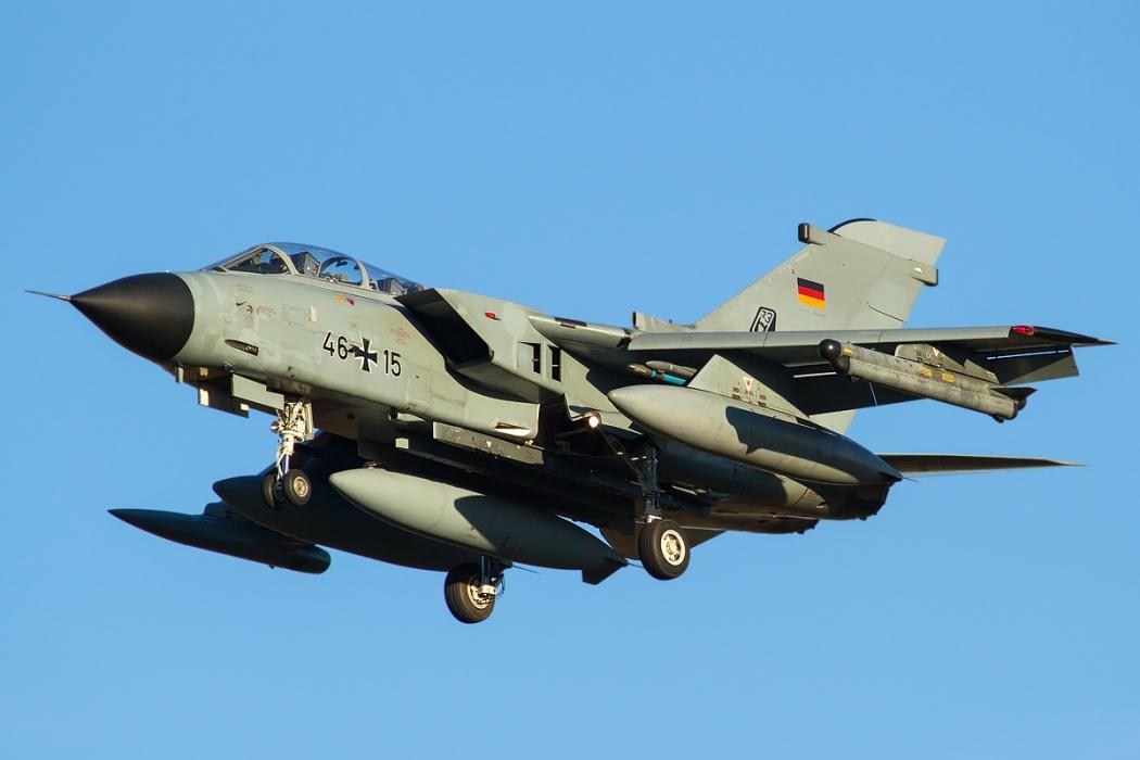 Vācijas armija Tornado