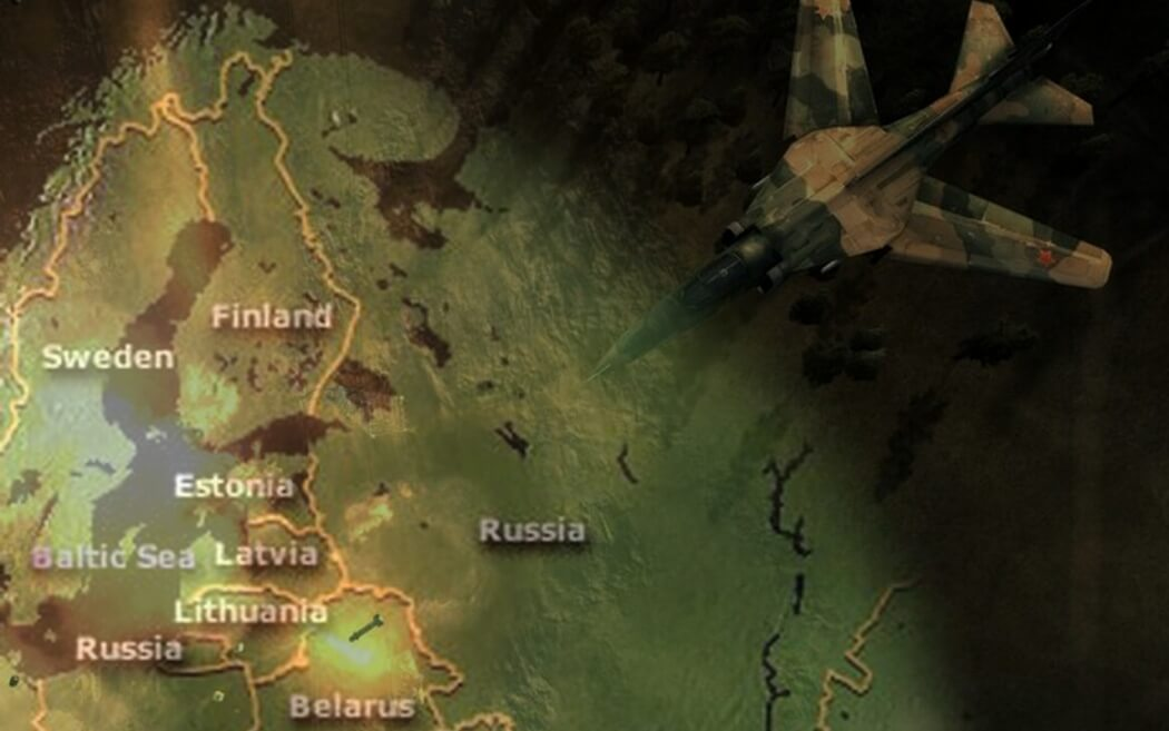 Krievijas iebrukums Baltijā