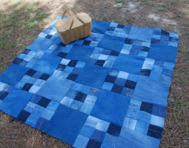 Paklājiņš piknikam