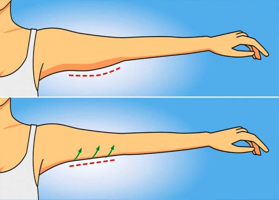 tricepsi
