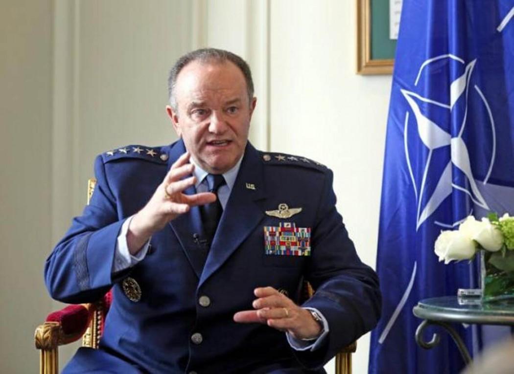 NATO virspavēlnieks Eiropā