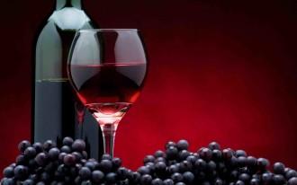 glāze sarkanvīna