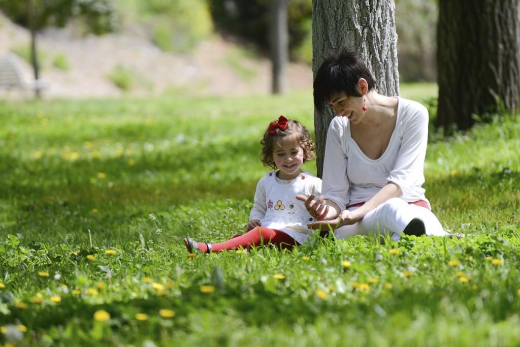 kas liek bērnam justies laimīgam