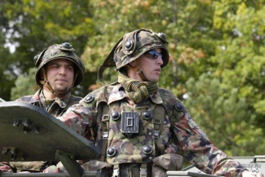 pasaulē militarizētākā valsts
