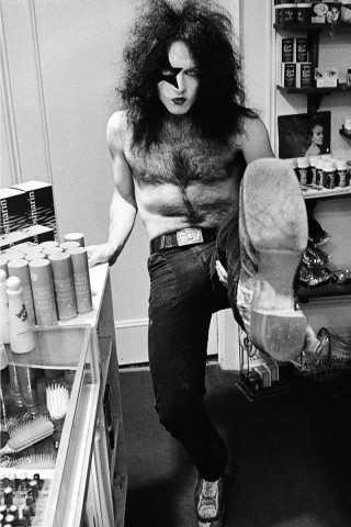Pols Stenlijs, Ņujorka, 1974.gada 24.aprīlis