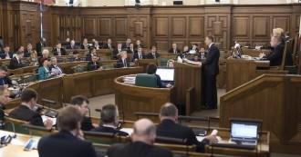 Latvijas valdība