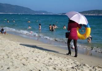 pludmales tērpi
