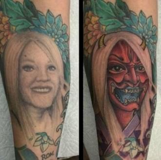Kā pārveidot tetovējumu