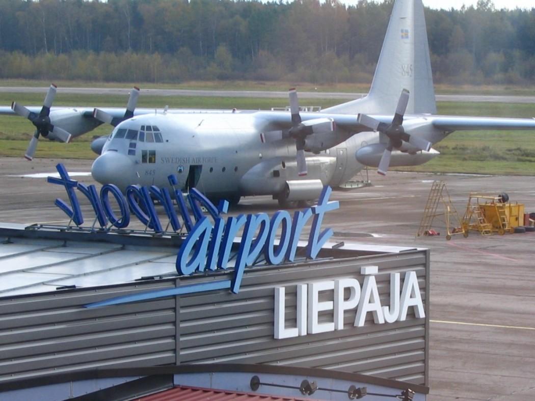 Liepājas lidosta