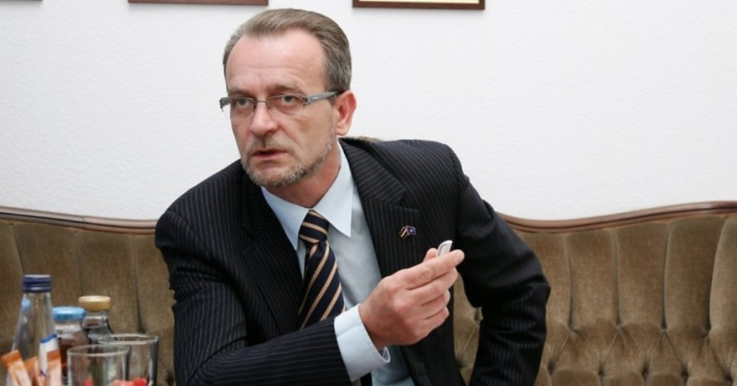 tieslietu ministrs Rasnačs