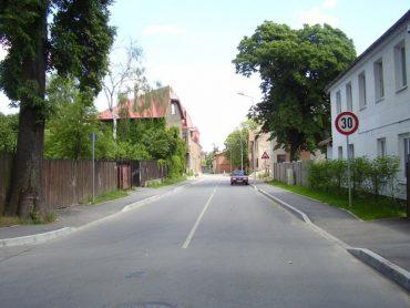 jaunas ielas