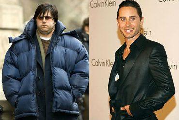 """Aktieris Džareds Leto ir izdzīvojis dažādas lomas, kas prasījušas attiecīgu vizuālo tēlu. Filmā """"Rekviēms Sapnim"""" aktieris tēloja narkomānu, bet, pakļaujoties filmas """"27. nodaļa"""" prasībām, uzbarojās par 32 kilogramiem."""