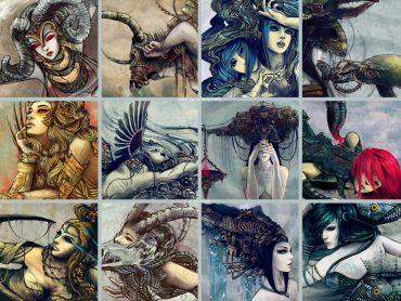 zodiaka zīmes