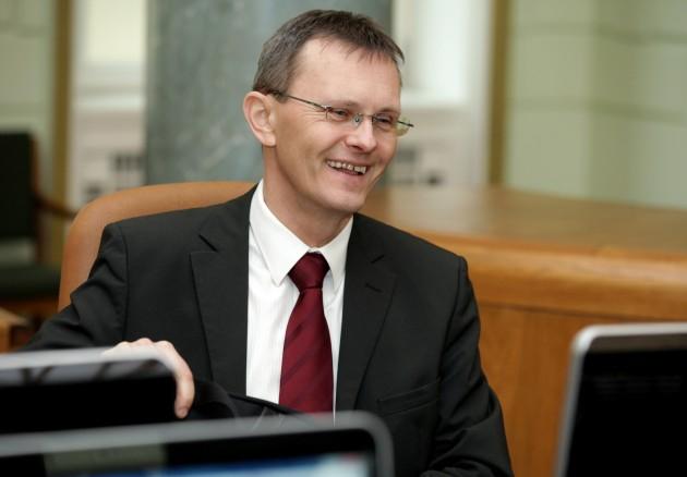 ministrs Vilks