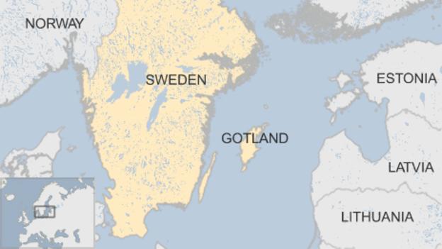 drošības aina ap Baltijas jūru