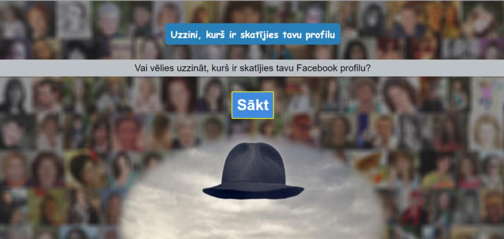 Facebook opcija