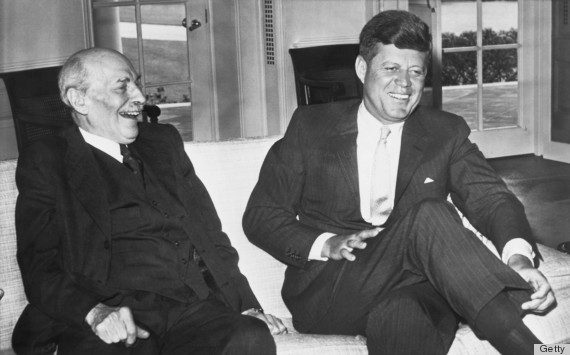 Kennedy And Lord Clement Atlee
