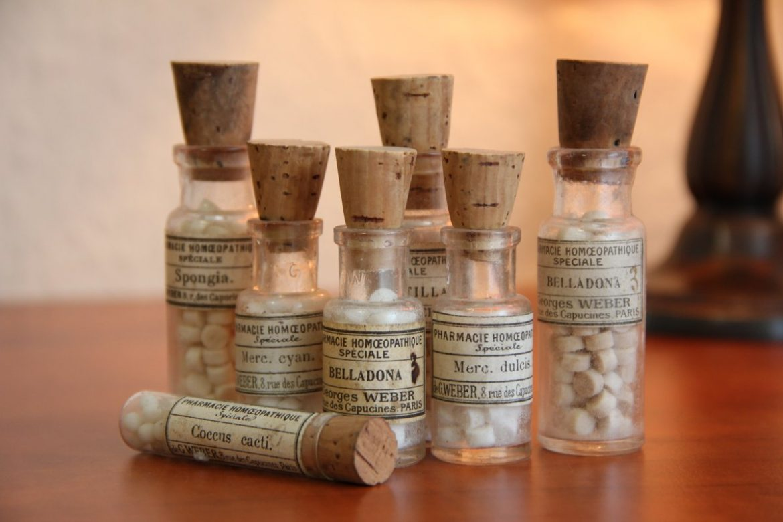 homeopātija