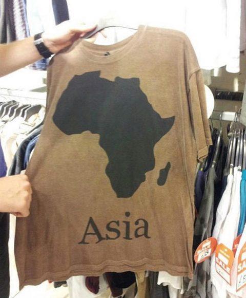 Kad Āfrika gribēja būt Āzija