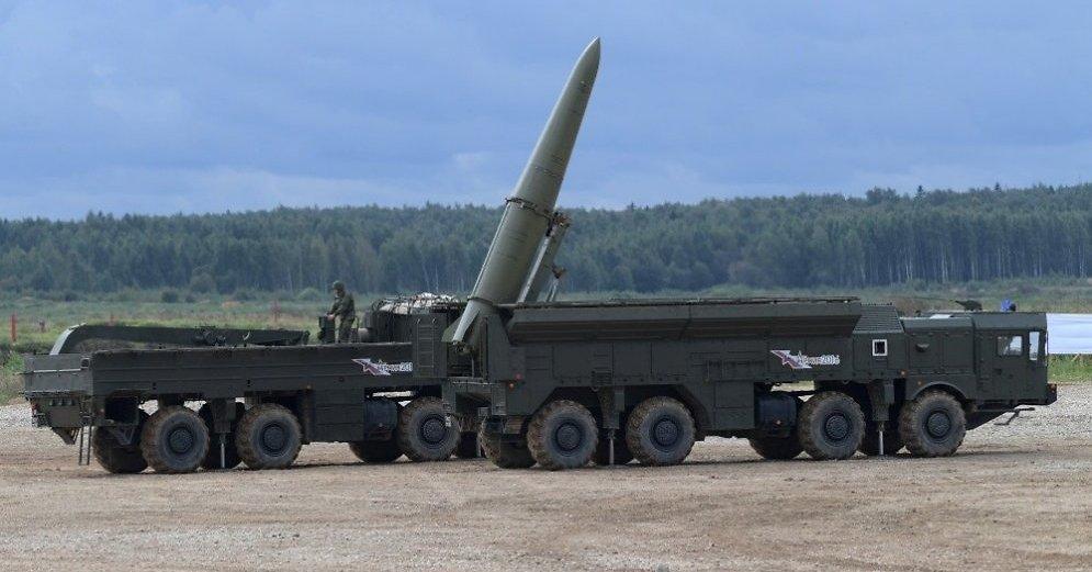 raķetes Kaļiņingradā