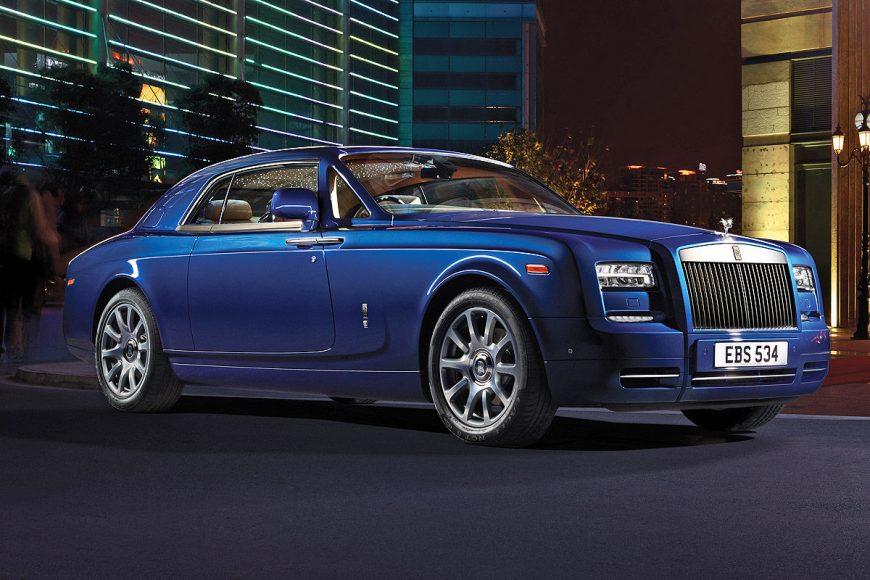 Rolls Royce Phantom kupeja