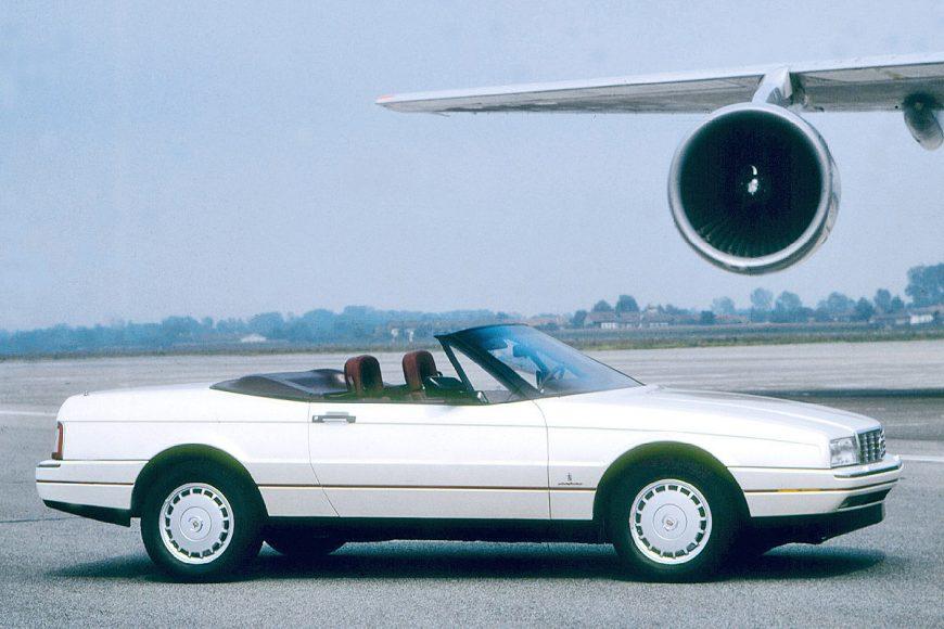 1987.gada Cadillac Alante