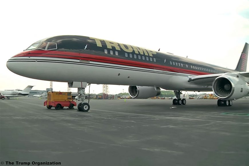 Un protams Boeing 757
