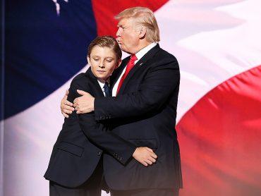 Trampa dēls