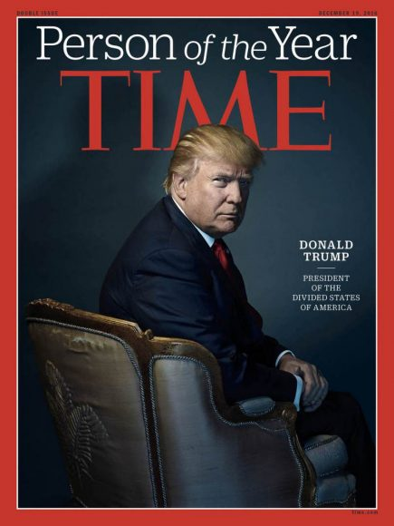 2016.gads - Donalds Tramps