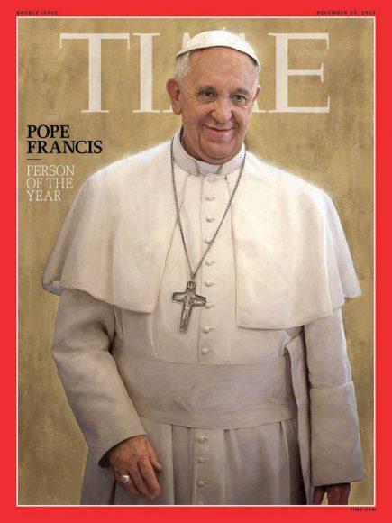 2013.gads - Romas pāvests Francisks