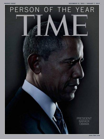 2012.gads - ASV prezidents Baraks Obama