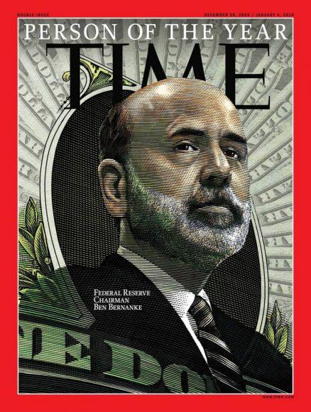 2009.gads - Bens Bernanke