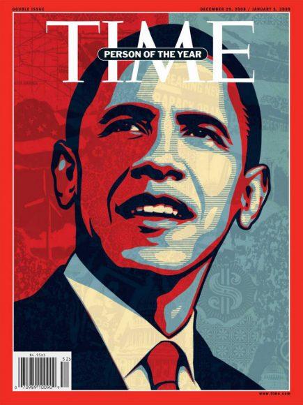 2008.gads - Baraks Obama