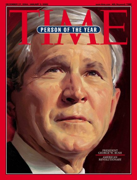 2004.gads - prezidents Džordžs Bušs