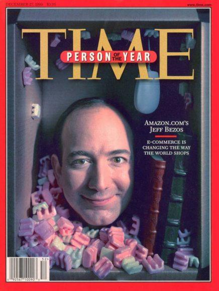 1999.gads - Džefs Bezoss