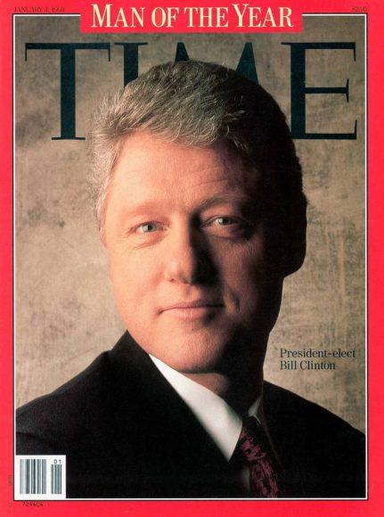 1992.gads - Bils Klintons