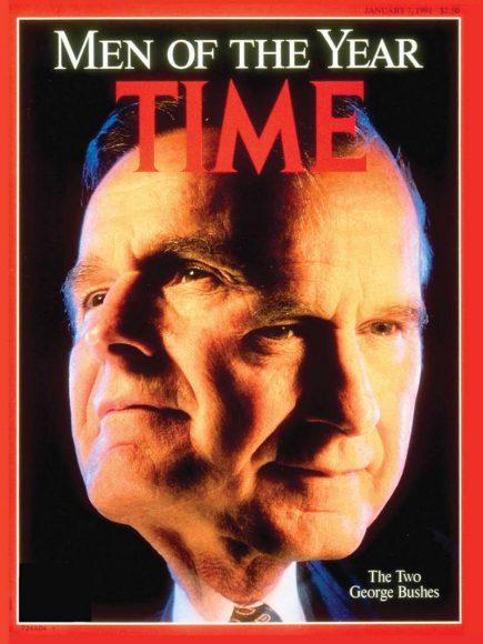 1990.gads - Džordžs H. V. Bušs