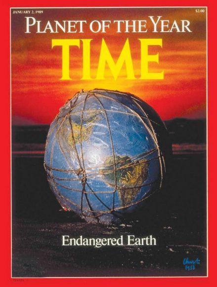 1988.gads - Planēta Zeme briesmās
