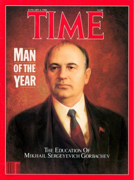 1987.gads - Mihails Gorbačovs