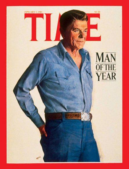 1980.gads - Ronalds Reigans