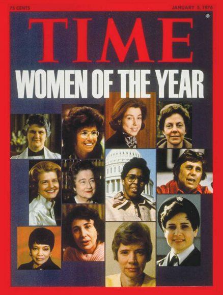 1975.gads - Amerikāņu sieviete